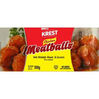 Krest Chicken Meatballs 500g