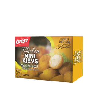 Krest Chicken Mini Kievs 240g