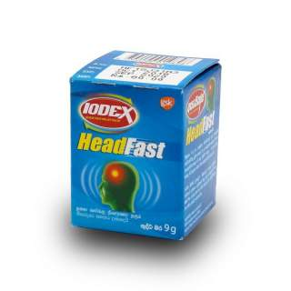 Iodex HeadFast 9g