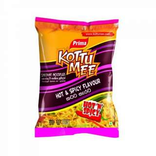 Prima Kottu Mee Hot & Spicy 80g