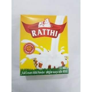 Raththi Milk Powder 400g