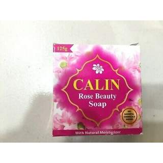 Calin Rose Beauty Soap 125g