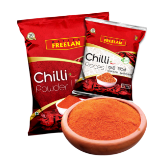 Chilli Powder 250g (FREELAN)