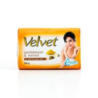 Velvet Sandalwood & Venivel Soap 100g