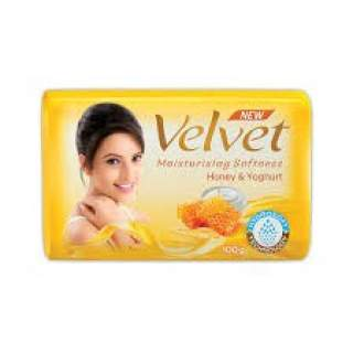Velvet Honey & Youghurt Soap 100g